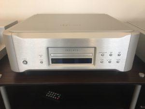 Esoteric K-01 SACD Player gebraucht