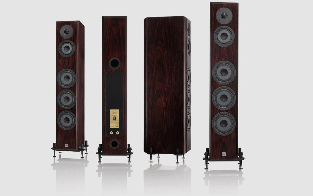 Die Vienna Acoustics Beethoven Reihe