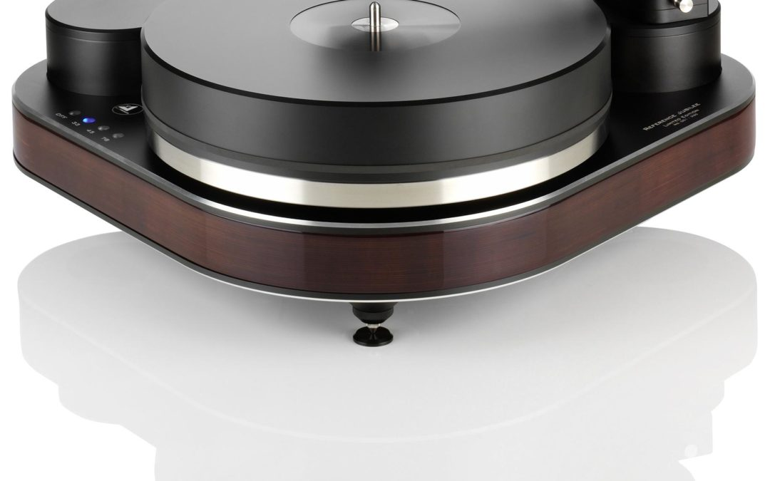 Clearaudio 40th anniversary  turntable